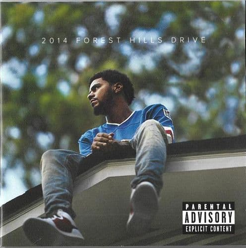 J. Cole<br>2014 Forest Hills Drive<br>CD